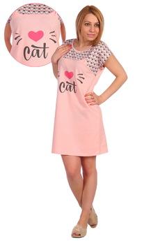 Сорочка с сердечком ElenaTex
